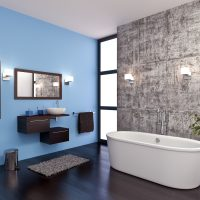 Bathroom Cabinet Painting in Chandler