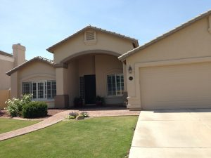 Hiring professional house painters in Mesa frees up your time   (480) 232-5474